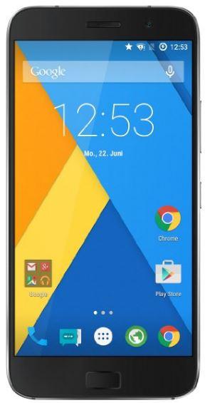 Lenovo Zuk Z1 Mobile (Space Grey, Cyanogen OS) @ Rs 10999