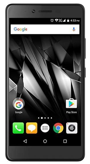 Micromax Canvas 6 Pro Mobile (Black) @ Rs 8999