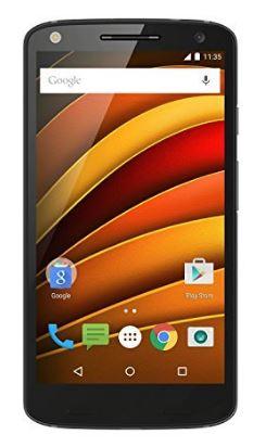 Moto X Force Mobile (Black, 32GB)