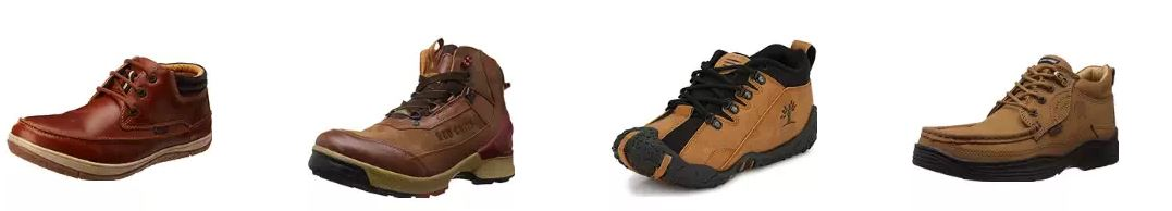 Best Selling Men's Shoes Brands Discounts Sale In India