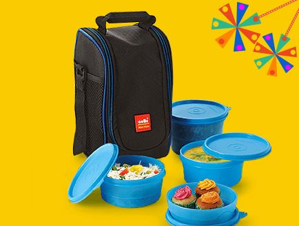 Lunch boxes – amazon offers upto 50% off