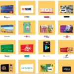 Buy Best Selling Gift Cards From Amazon With Great Savings