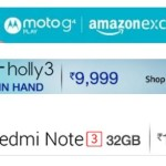 Amazon Offers on Mobile  – Upto Rs.2000 Off On Top Selling Mobiles