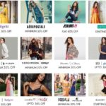 Amazon offers : Women Clothing Upto 80% OFF  on ethnic, formal, casual and western wear clothing