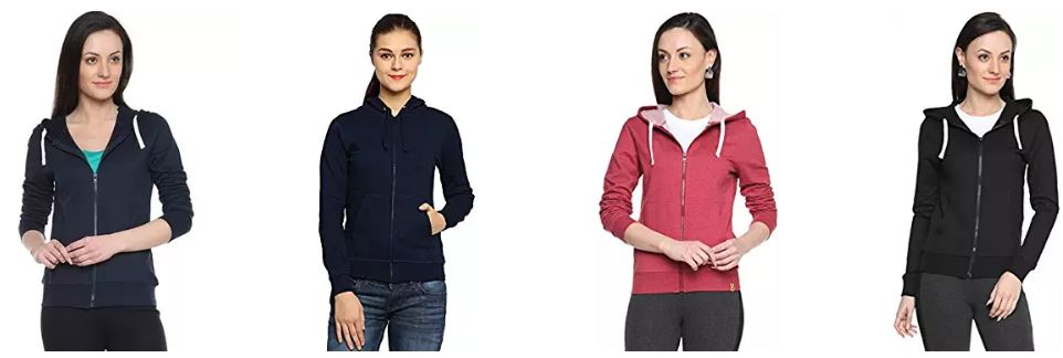 Best Offers on Hoodies for women