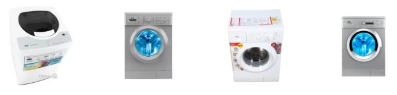 Best Selling IFB Washing Machines Online India