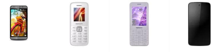 Best Selling Karbonn Mobile Phones Online India