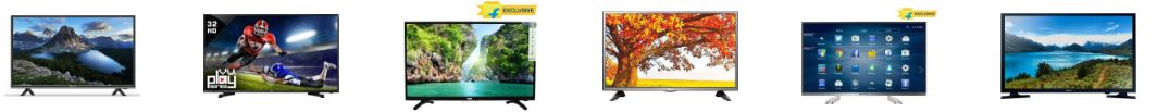 Flipkart Offer : Upto 30% OFF on LED TV's