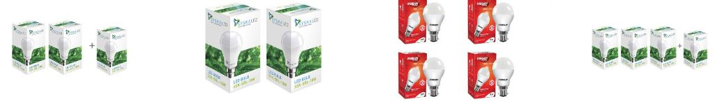 Flipkart offers : 52% OFF on LED bulbs