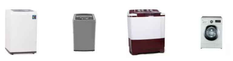 Best Selling LG Washing Machine Online India