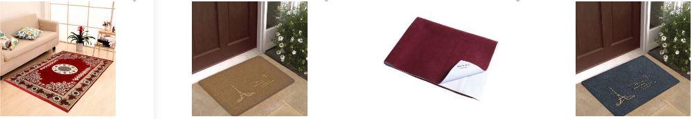 Flipkart Offers : 55% OFF on Carpet & Rugs