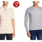 Amazon Offer Men's clothing: Top brands minimum 70% off