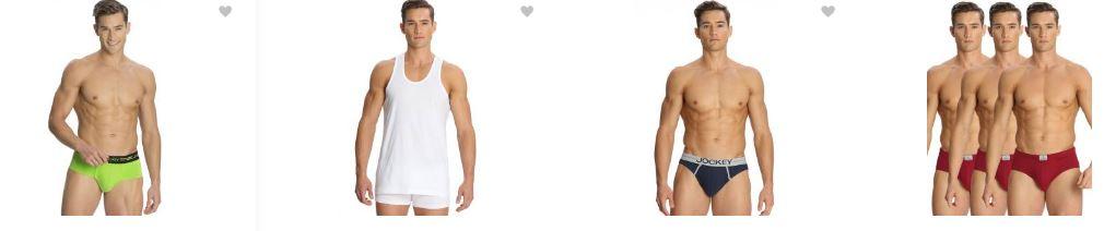 Flipkart.com offers : upto 71% off on Men's Vests & Briefs