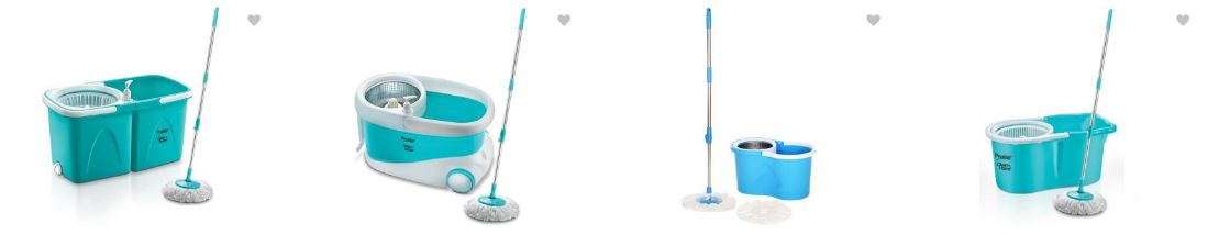 Best Offers on Prestige Mop set from Flipkart India