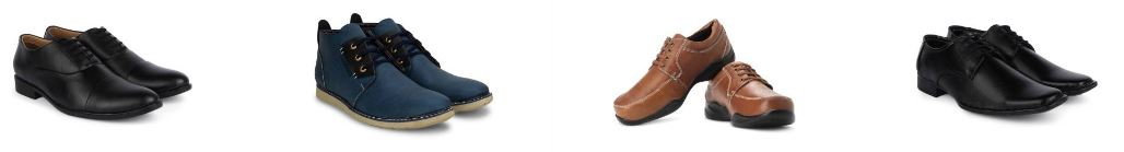 Flipkart offers: Upto 40% OFF on Provogue footwear for Men