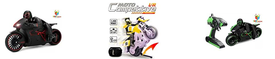 Best Offers on Radio & Remote Control for Motorcycles Toys