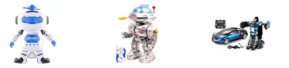 Best Offers on Radio & Remote Control for Robots Toys