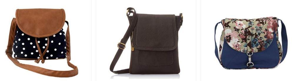 Sling & Cross-Body Bags Online