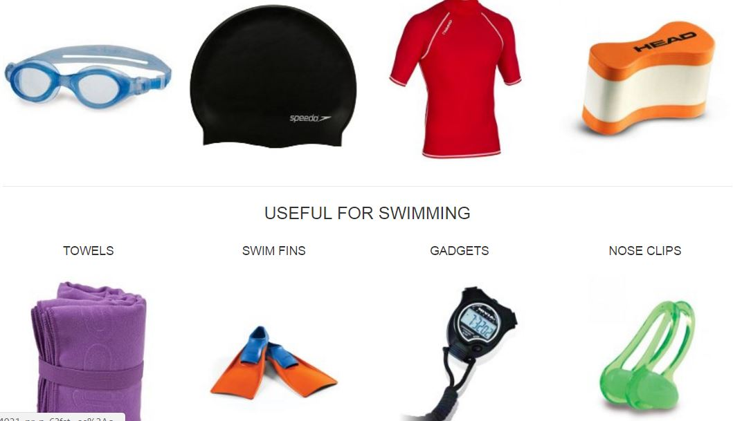 Best Offers on Swimming Gear online at Amazon India