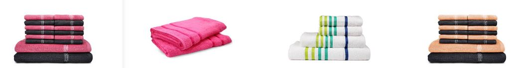 Flipkart Offers : 56% Bath Towels online
