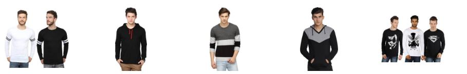 Flipkart Men's T-Shirt Store Online