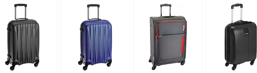 Amazon Offers on Cabin Bags