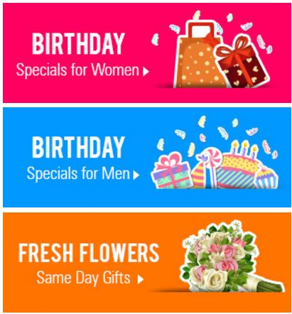 Giftease.com Coupon Offers India