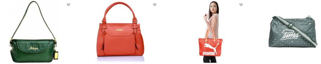 Flipkart Offer : Upto 86% OFF on Handbags