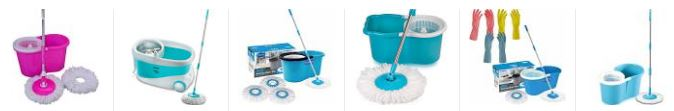 Flipkart offers : upto 50% discount on the Mop Set