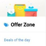 Flipkart Offer Zone: Upto 80% Off on Top Categories