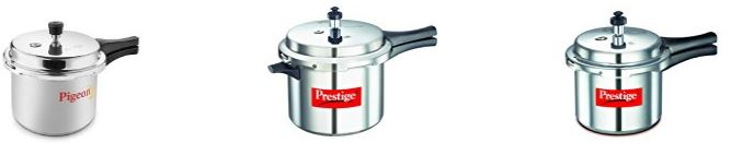 20 BestSellers Pressure Cookers online from Amazon india