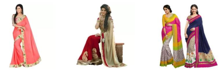 Best Offers on  Silk Sarees online