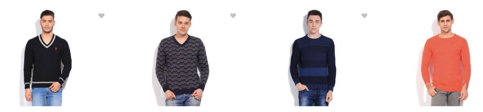 Flipkart offers upto 60% off on sweaters for both men and women!!