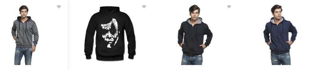 Flipkart offers upto 60% off on sweatshirts for both men and women!!