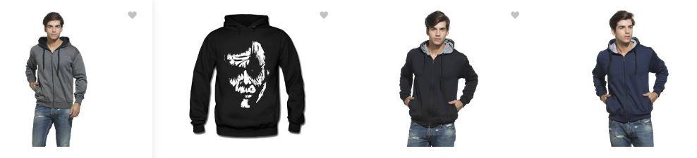 Flipkart offers upto 60% off on sweatshirts for both men and women!!