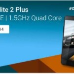 Swipe Elite 2 Plus at Rs. 4444 (Only on Flipkart) plus Upto Rs. 3500 OFF on Exchange