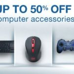 Amazon deals : Upto 50% off on the Computer Accessories Online at Amazon India