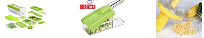 20 Bestsellers in Vegetable/ Fruit Dicer/Slicers for your kitchen needs from Amazon india