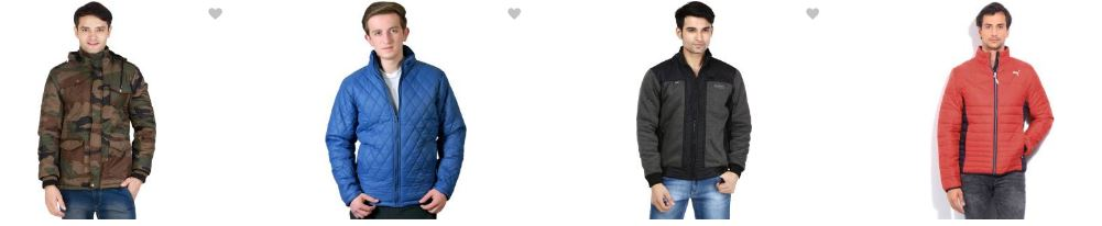 Flipkart offers upto 70% off on winter jackets for both men and women!!