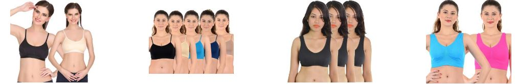 Flipkart offers : Women Combo Bra upto 74% OFF