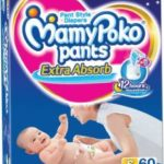 Flipkart offers Mamy Poko Baby Diapers Pants upto 30% discounts