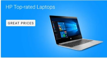HP Top rated laptops
