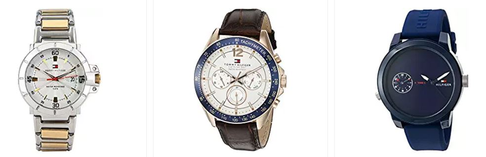 Buy Amazon offer :  Tommy Hilfiger Watches Online
