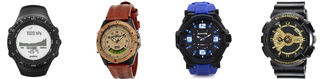 Best Watches Under Rs 499 from eBay india