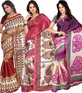 Saree Combos: Buy Saree Combos Online at Best Prices in India