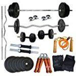 Combo Sports, Fitness & Outdoors : Exercise & Fitness : Strength Training Equipment from Amazon India