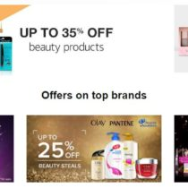 Makeup Combo Kit at Amazon.in – Upto 40% Off On Top Brands‎