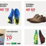 Mens Latest Shoes at Amazon – 40%-70% Off ‎