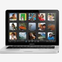 Apple MacBook Pro MD101HN A 33.78cm (Intel i5, 500GB) Silver