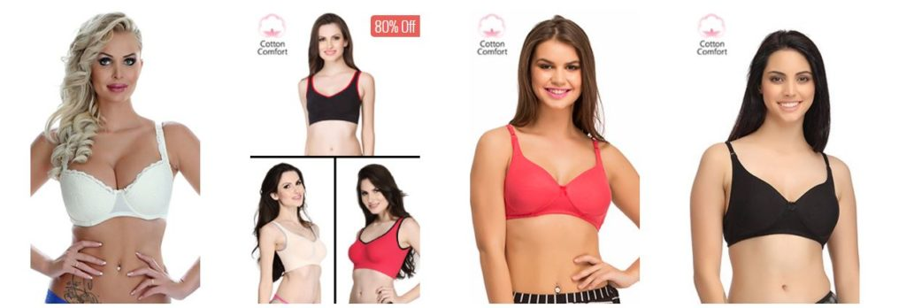 Big Bra Sizes, Plus Size Bra, Plus Size lingerie Online from Clovia